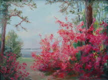 Azaleas Along The Neuse